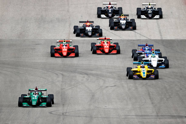 TX: W Series: Circuit of The Americas - Race 2