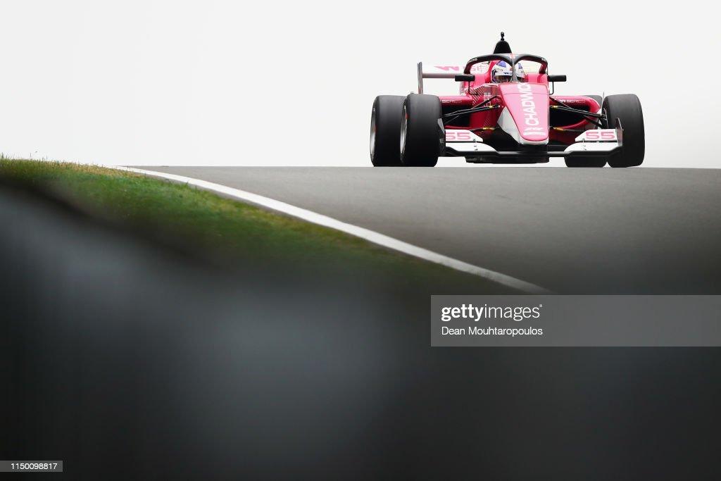BEL: W Series Zolder - Qualifying & Race