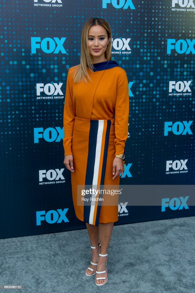 Jamie Chung attends the 2017 FOX Upfront at Wollman Rink, Central Park on May 15, 2017 in New York City.