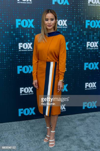 Jamie Chung attends the 2017 FOX Upfront at Wollman Rink Central Park on May 15 2017 in New York City