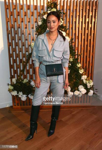 Jamie Chung attends the AllBright West Hollywood Grand Opening Party on September 25, 2019 in West Hollywood, California.
