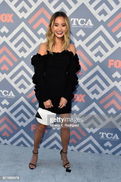 Jamie Chung attends the FOX 2017 Summer TCA Tour after party on August 8 2017 in West Hollywood California