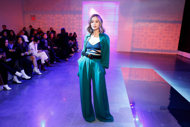NY: Noon By Noor - Front Row - February 2020 - New York Fashion Week: The Shows