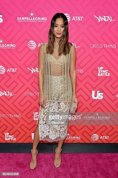 Jamie Chung attends Us Weekly's Most Stylish New Yorkers 2016 at Vandal on September 13 2016 in New York City
