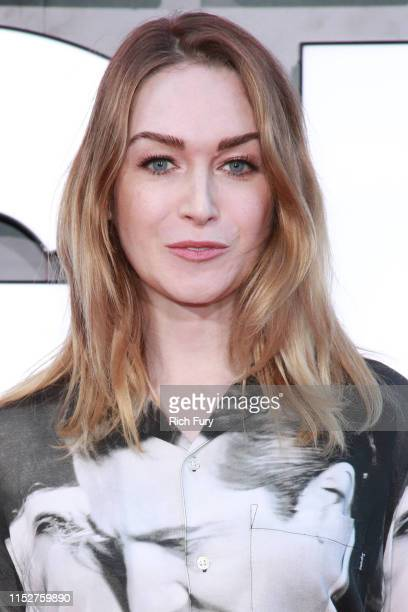 Jamie Clayton attends the premiere of Amazon Studio's Late Night at The Orpheum Theatre on May 30 2019 in Los Angeles California