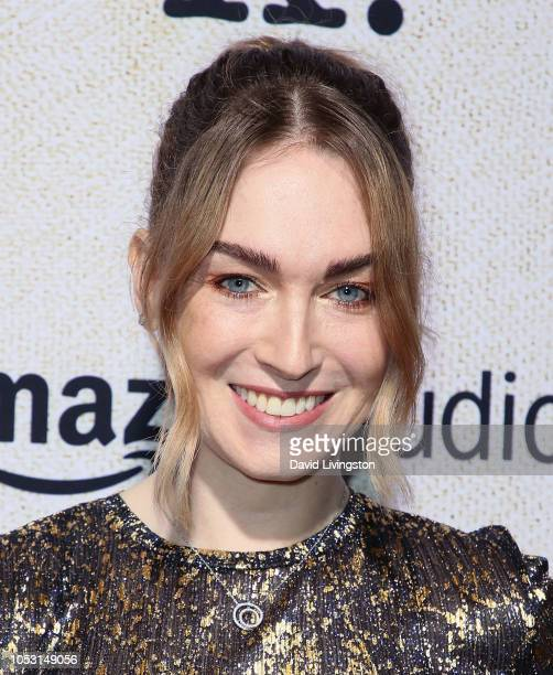 Jamie Clayton attends the premiere of Amazon Studios' Suspiria at ArcLight Cinerama Dome on October 24 2018 in Hollywood California