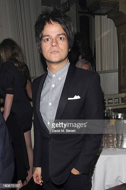 Jamie Cullum attends the Matthew Williamson after party during London Fashion Week SS14 at The Box Soho on September 15 2013 in London England