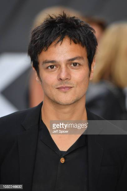 Jamie Cullum attends the World Premiere of 'King Of Thieves' at Vue West End on September 12 2018 in London England