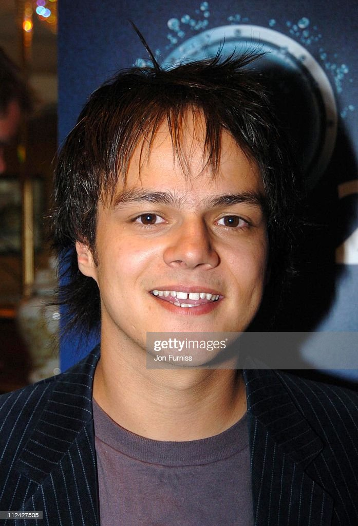 Jamie Cullum, winner of the Best New Music Award during Nordoff-Robbins O2 Silver Clef Awards 2004 - Presentations at The Intercontinental Hotel, Mayfair in London, United Kingdom.