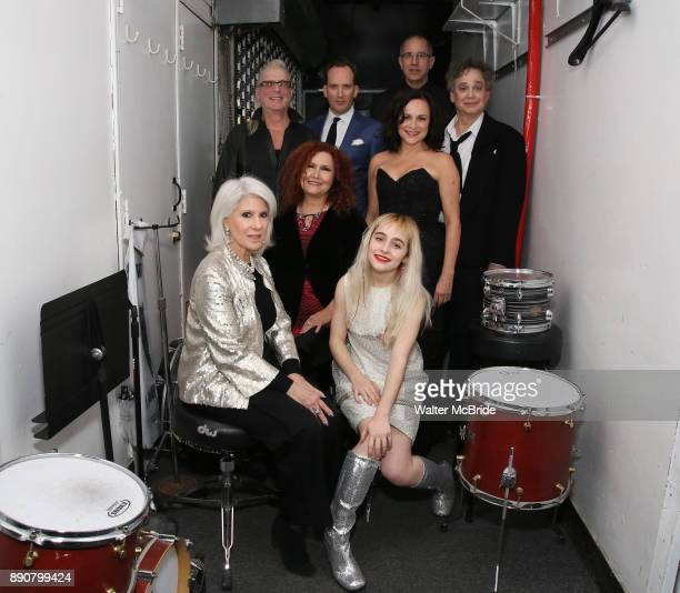 Jamie deRoy Ron Abel Melissa Manchester Stephen Carile Sophia Anne Caruso Sally Ann Triplett Tom Hubbard and Sidney Myer backstage at 'Tis The Season...