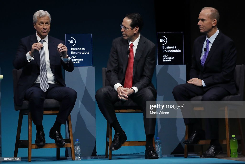Top CEO's Participate In Innovation Summit In Washington DC : News Photo