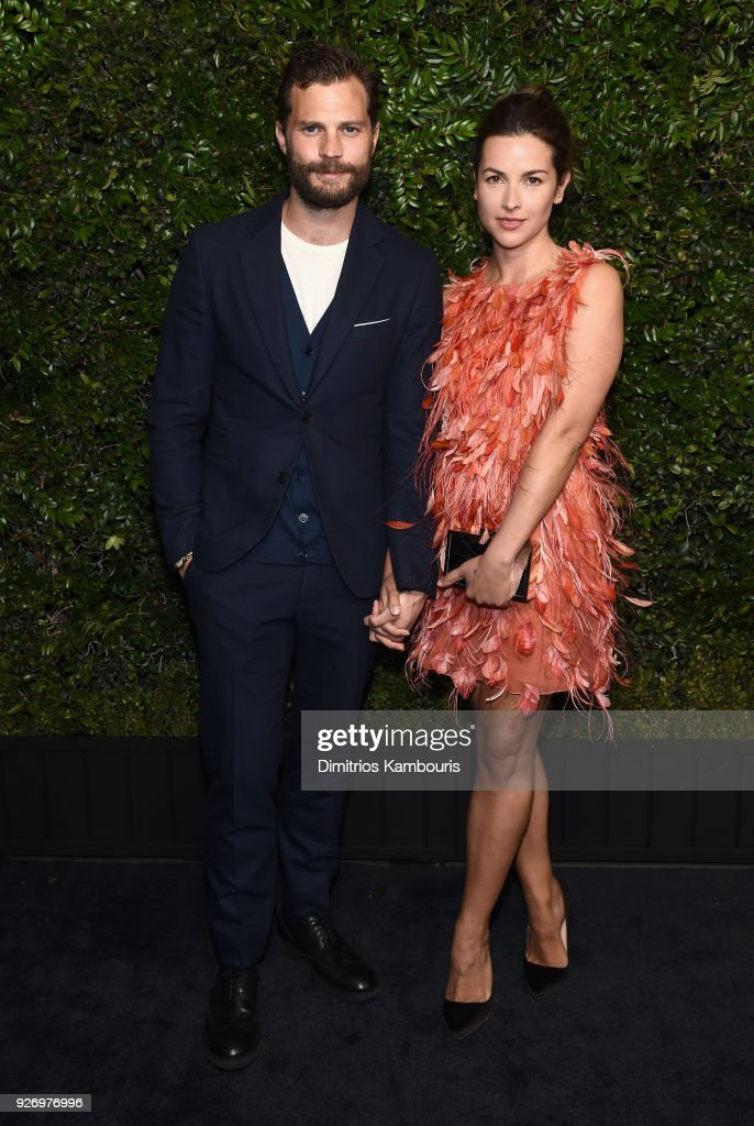 Charles Finch And Chanel Pre-Oscar Awards Dinner At Madeo In Beverly Hills : ニュース写真