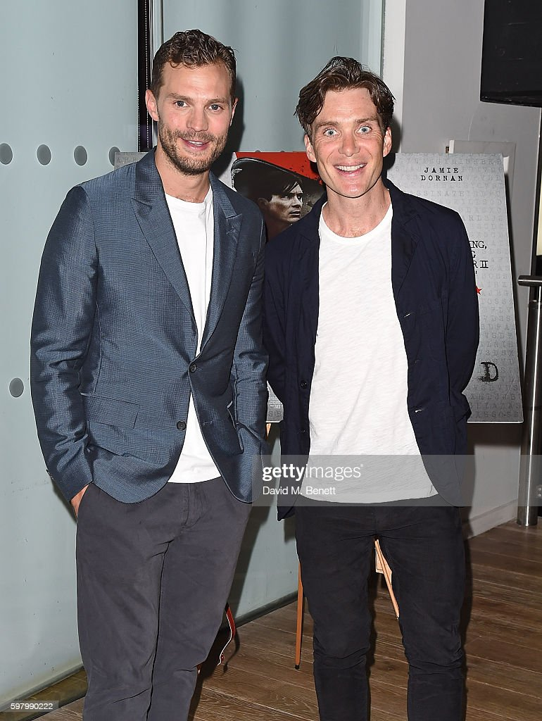 Anthropoid at the bfi southbank on jamie dornan and cillian murphy attend the uk premiere of anthropoid at the bfi freerunsca Choice Image