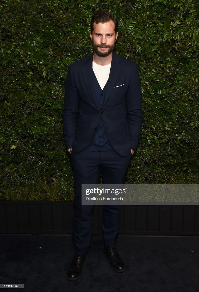 Charles Finch And Chanel Pre-Oscar Awards Dinner At Madeo In Beverly Hills : News Photo