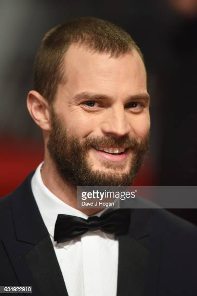 Jamie Dornan attends the 70th EE British Academy Film Awards at Royal Albert Hall on February 12 2017 in London England