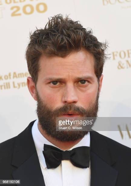 Jamie Dornan attends The Old Vic Bicentenary Ball at The Old Vic Theatre on May 13 2018 in London England