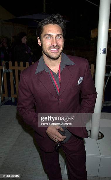Jamie Durie arrives for the opening night of the Cirque du Soleil production of 'Alegria' under the Grand Chapiteau at Moore Park on May 29, 2001 in...