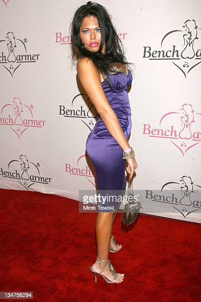Jamie Everett during 1st Annual Benchwarmer Trading Cards' Holiday Party Toy Drive in Hollywood CA United States