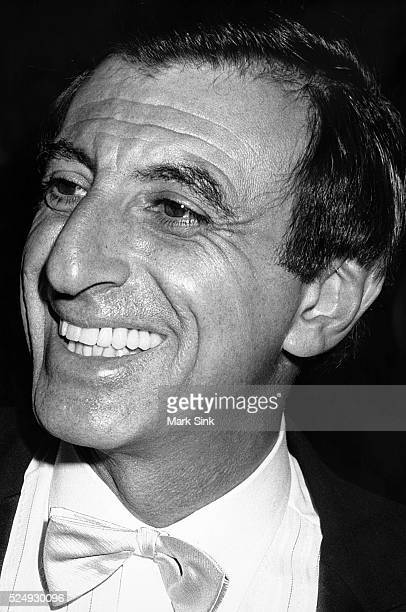 Jamie Farr Carousel Ball Denver Co 1983 Nikon F3 Trix F/16 Scanned from silver print 2006 Prints signed numbered and dated on verso