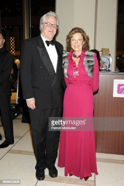 Jamie Figg and Margo Langenberg attend AMERICAN BALLET THEATRE 2009 Fall Gala at Avery Fisher Hall on October 7 2009 in New York City