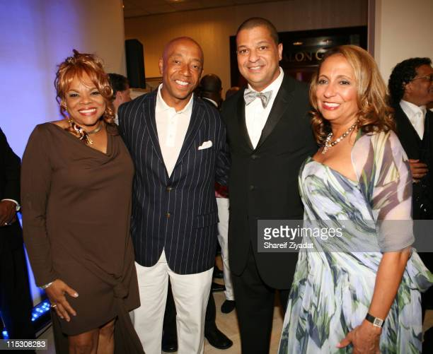 Jamie Foster Russel Simmons Alfred and Cathy Hughes Chairman of Radio One