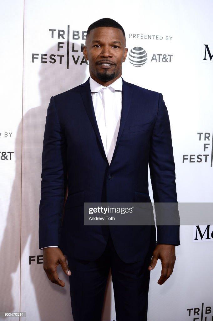 Storytellers: Jamie Fox - 2018 Tribeca Film Festival