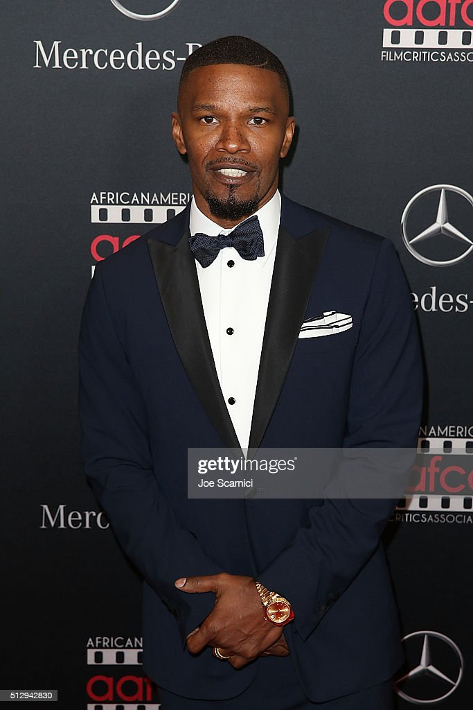 Mercedes-Benz USA And African American Film Critics Association Oscars Viewing Party