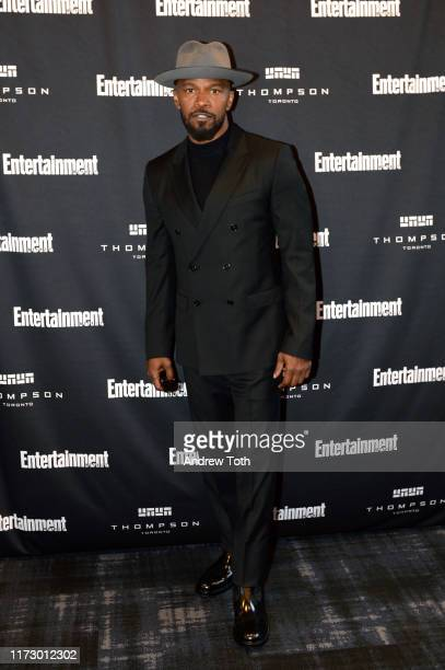 Jamie Foxx attends Entertainment Weekly's Must List Party at the Toronto International Film Festival 2019 at the Thompson Hotel on September 07 2019...