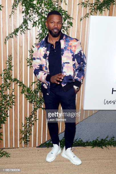 Jamie Foxx attends the 1 Hotel West Hollywood Grand Opening Event at 1 Hotel West Hollywood on November 05 2019 in West Hollywood California