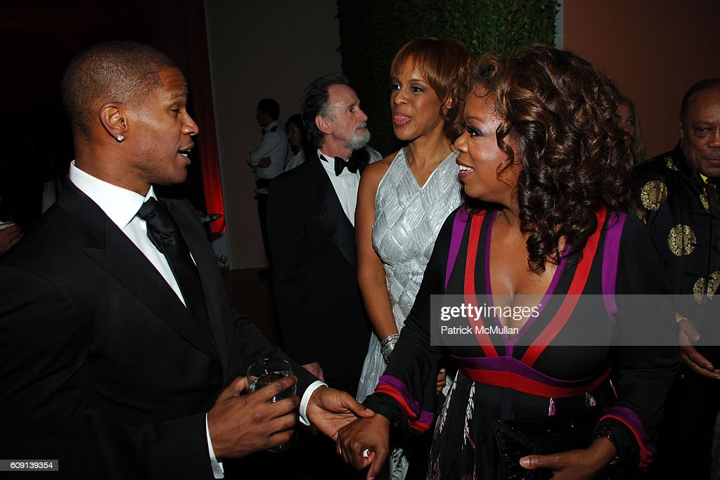 Oprah dating jamie foxx