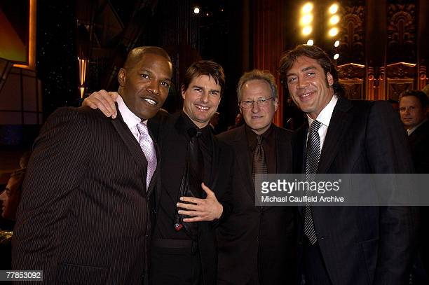 Jamie Foxx And Tom Cruise Pictures And Photos