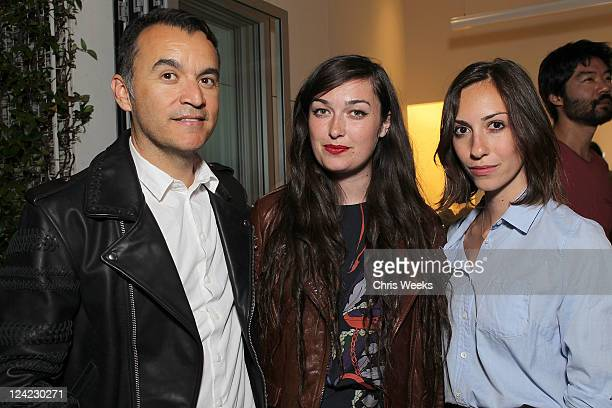 Jamie Garcia Madeline Follin and Gia Coppola attend 31 Phillip Lim Fashion's Night Out celebration on September 8 2011 in Los Angeles California