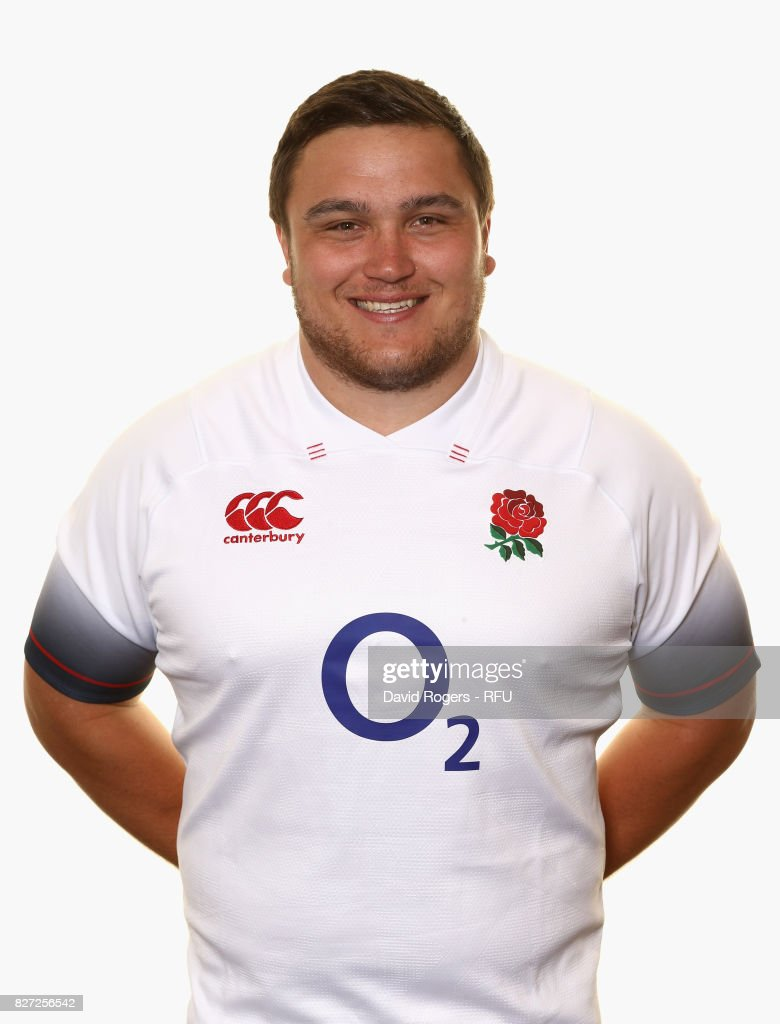 England Elite Player Squad Portraits