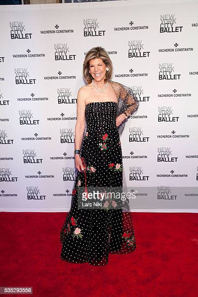Jamie Gregory attends The New York City Ballet 2014 Spring Gala at the David H. Koch Theater in New York City. © LAN