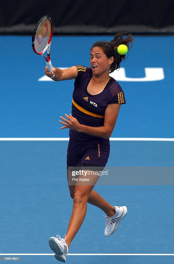 2013 ASB Classic - Day 5