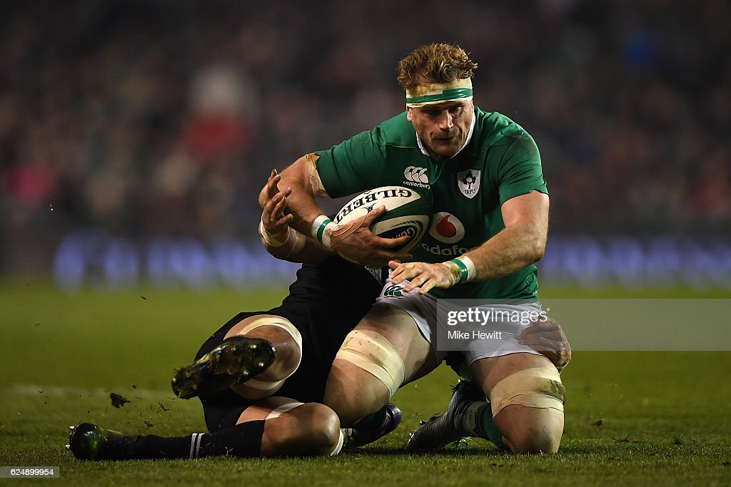Ireland v New Zealand - International Match : News Photo