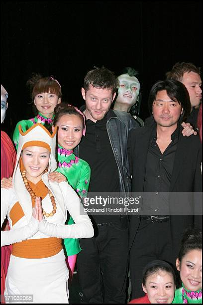 Jamie Hewlett Chen Shi Zheng and Damon Albarn Monkey Journey To The West 9 ActsOpera at the Chatelet theater according to the Chinese Xi Jou...