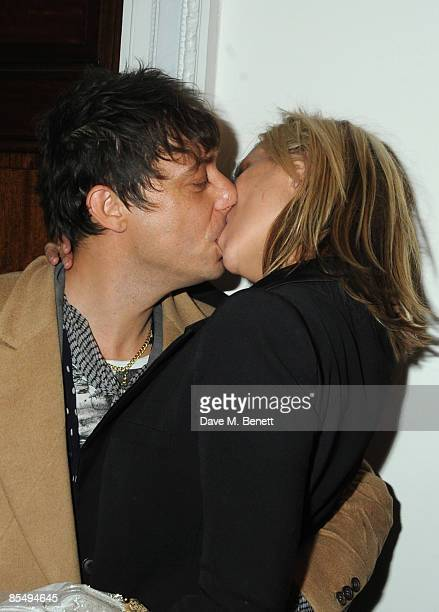 Jamie Hince and Kate Moss attend the Mummy Rocks official launch and charity auction in aid of the Great Ormond Street Hospital Children's Charity,...
