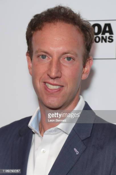 Jamie Horowitz attends Premiere Of One Night Joshua Vs Ruiz at Writers Guild Theater on November 21 2019 in Beverly Hills California