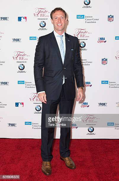 Jamie Horowitz attends Taste for a Cure Gala at the Beverly Wilshire Four Seasons Hotel on April 28 2016 in Beverly Hills California
