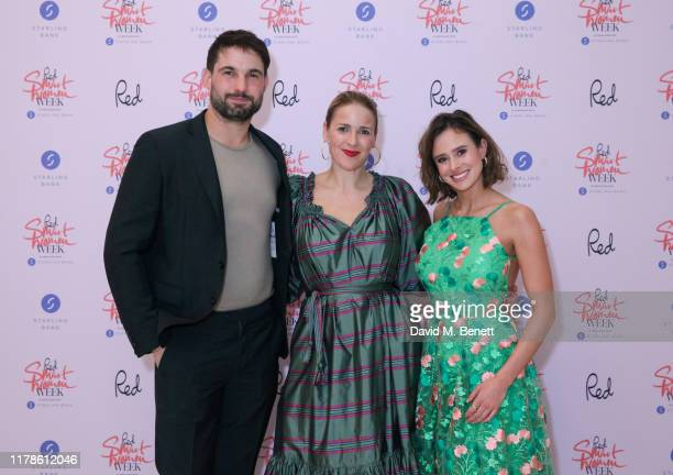 Jamie Jewitt Red Editor Sarah Tomczak and Camilla Thurlow attend Red Magazine's Smart Women Week 2019 launch party in association with Starling Bank...