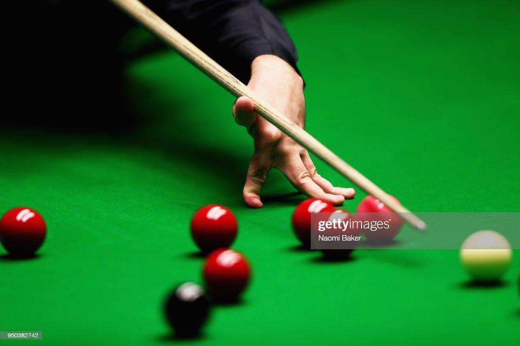 World Snooker Championship - Day Three