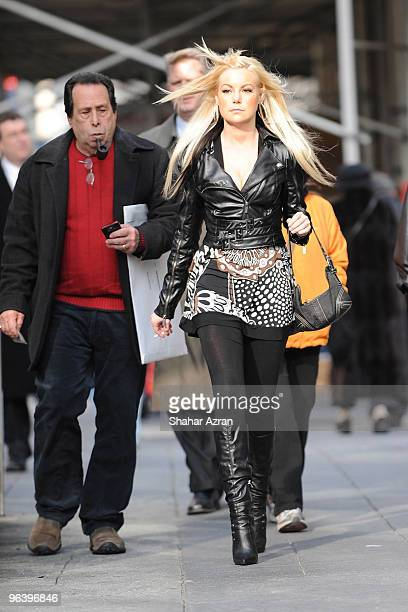 Jamie Junger seen on December 14 2009 in New York City