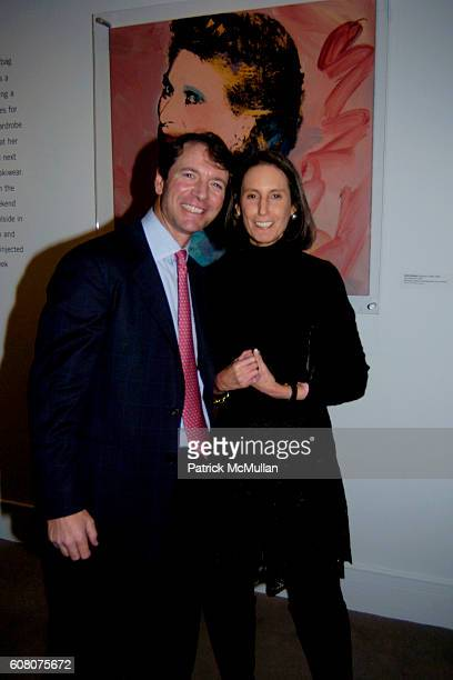 Jamie Kempner and Carol Vogel attend PHILIPPE DE MONTEBELLO and THE METROPOLITAN MUSEUM OF ART Celebrate the Opening of the Exhibition NAN KEMPNER...