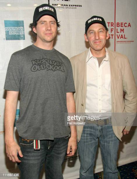 Jamie Kennedy and Michael Addis producer and director