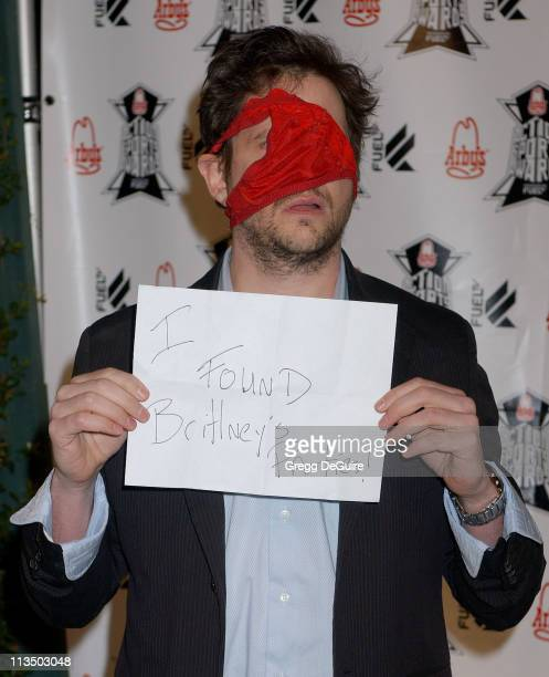 Jamie Kennedy during Arby's Action Sports Awards Arrivals at Center Staging in Burbank California United States