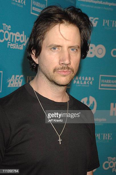 Jamie Kennedy during Comedy Cares Celebrity Poker Tournament at the HBO AEG Live's The Comedy Festival 2007 at Caesars Palace on November 16 2007 in...