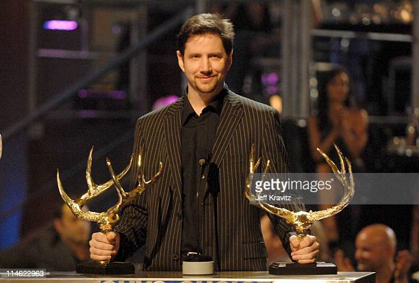 Jamie Kennedy during First Annual Spike TV's Guys Choice Show at Radford Studios in Los Angeles California United States