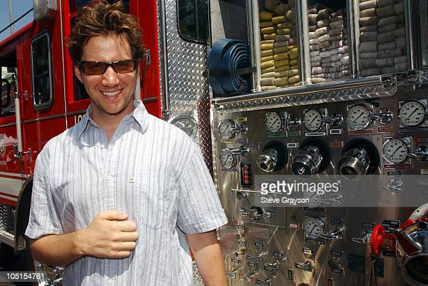 Jamie Kennedy during Franklin Ave Street Fair and The 80th Birthday of The Hollywood Sign Celebration at Franklin and Beachwood Avenues in Hollywood...