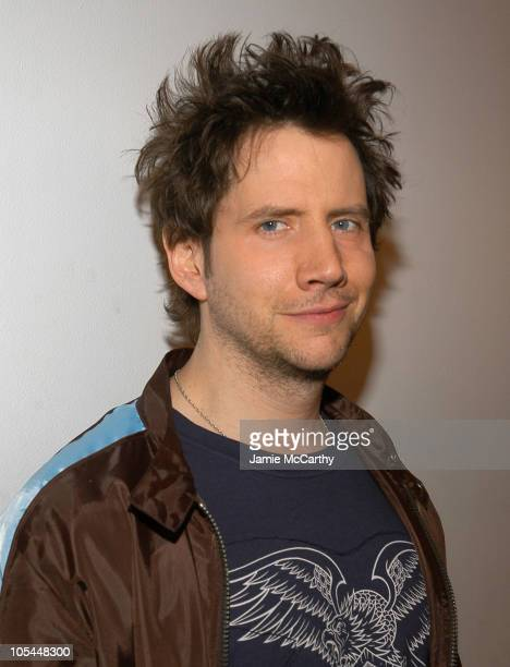 Jamie Kennedy during Jamie Kennedy Visits MTV's TRL February 16 2005 at MTV Studios Times Square in New York City New York United States